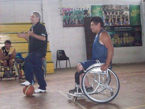 Domingo Patrone y Daniel Bossi
