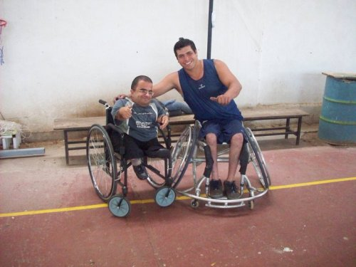 Emilio Álvarez y Daniel Bossi de selección