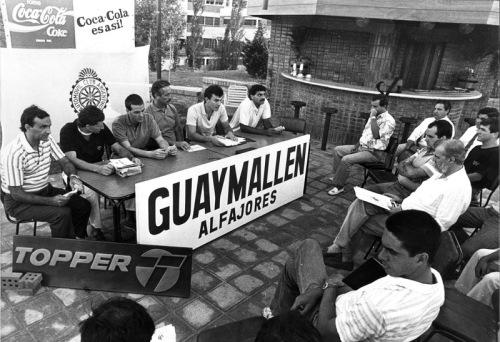 Asociación de Jugadores. 27 de enero de 1989