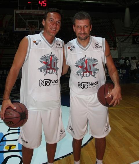 Marcelo y Pichi