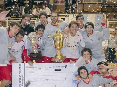 Córdoba bicampeón