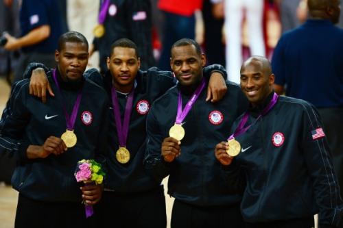 Estados Unidos,  campeón olímpico en Londres