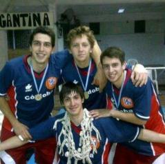 Whelan, Buendía, Prieto y Rupil, cuatro de los campeones
